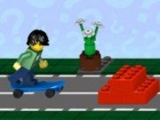 Skateboard Roboti Lego