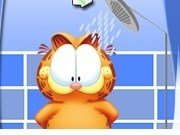Garfield la dus