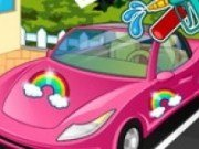 Spala masina roz