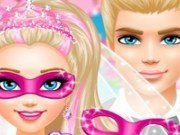 Super Barbie Nunta de lux