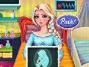Joc cu Elsa de nascut prin cezariana