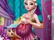 Elsa insarcinata Zi speciala
