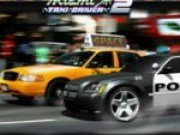 Joc de condus masina de taxi in Miami