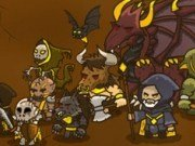 Lupte cu Zombie si Dragoni