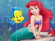 Sirena Ariel Jigsaw Puzzle