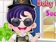 Baby Hazel super-ofițer de securitate