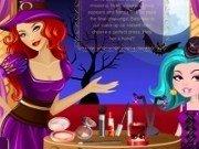Machiaj Vrajitoarea de Halloween