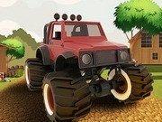 Condu camionul la ferma