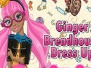 Ginger din Ever After High Dress Up