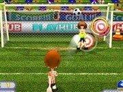 Joc de dat goluri la poarta Soccer Star