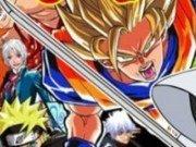Lupte cu Naruto Sasuke