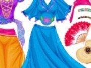 Printesa Barbie in rochii Gipsy