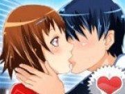 Joc de sarutat la mall