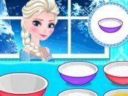 Elsa gateste mancare