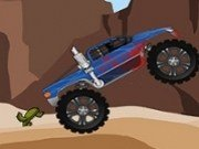 Monster truck si zombie