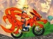 Motocicleta lui Naruto