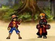 Lupte cu One Piece vs. Naruto