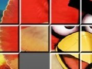Pasarile furioase Angry Birds Sliding Puzzle
