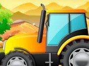 Condu si parcheaza Tractorul