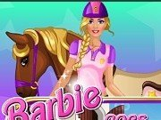 Barbie Haine de calarit