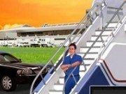 Parcheaza masinile de la aeroport