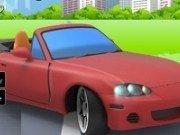 Parcheaza masini cabrio in oras