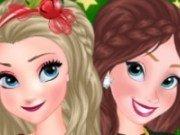 Surorile Frozen Ugly Xmas
