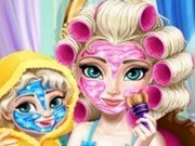 Elsa mamica Real Makeover