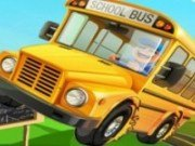 Condu si Parcheaza autobuzul scolii tale