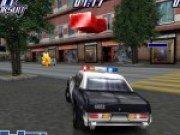 Patruleza cu Masina de politie 3D