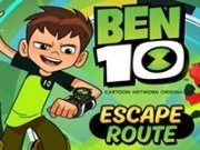 Ben 10 CN: Escape Route
