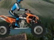 Cursa cu ATV off-road