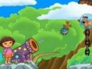 Dora si tunul cu bule Bublle