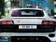 Parcari pe zapada V8