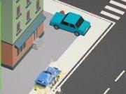 Cursa de masini pe piste dificile