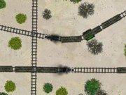 Dirijeaza trenurile de pe calea ferata
