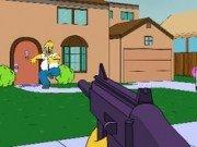 Apara Familia Simpsons de asasini