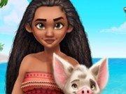 Printesa Polynesian Aventura Style