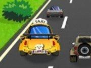 Condu masina de Taxi Madness