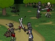 RPG Razboi: Lupte cu sabii