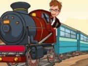 condu trenul