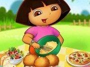 Dora si delicioasele Briose