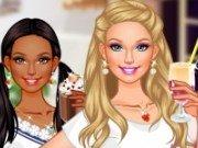 Barbie iesire in oras DRESS-UP