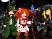 Fete luptatoare: Epic Battle Fantasy 3