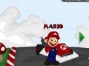 Cursa de Karting cu Mario