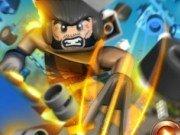 Lego X-men si Wolverine