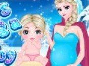 Haine pentru Elsa insarcinata