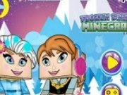 Anna si Elsa Minecraft