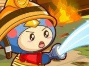 Pompierul curajos