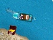 Parcheaza barca cu motor